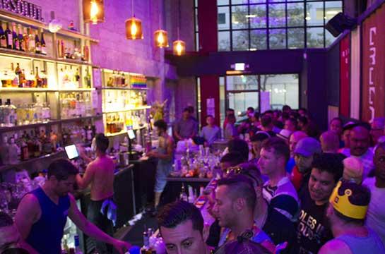 Lesbian nite clubs in california