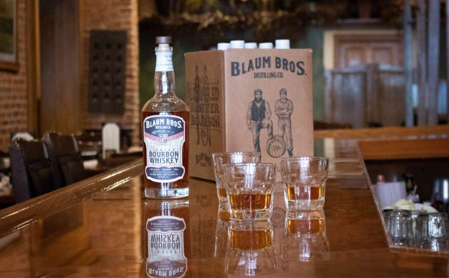 Blaum Bros. Distillery in Galena, Illinois